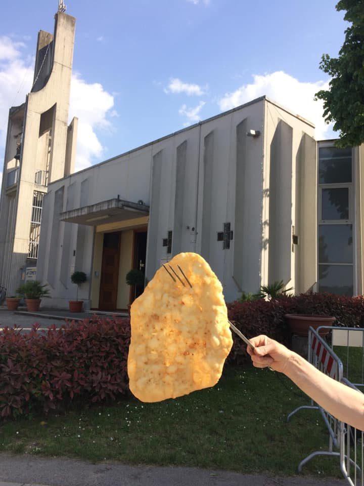 CASELLE, FESTA DI SAN MARCO EVANGELISTA: CONTEST DELLA CRESPELLA FATTA IN CASA